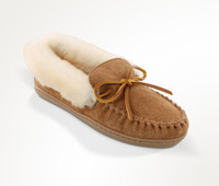 Minnetonka Women's Alpine Sheepskin Moc