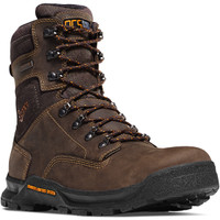 "Danner Men's  Crafter 8"" Waterproof Work Boot - Brown"