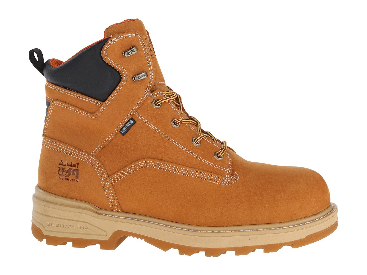 625a9225f06 Timberland Pro Men's Resistor Composite Toe Waterproof Insulated