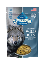 Blue Wilderness Bits Chicken Dog Treat