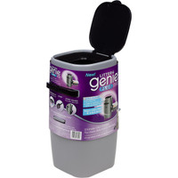 Litter Genie Plus Cat Litter Disposal System - Silver