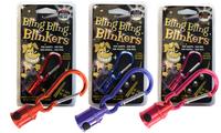 Bling Bling Blinker Dog Toy