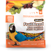 Zupreem Fruitblend Large Diet 3lb