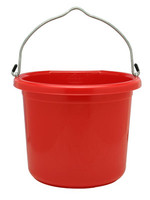 Fortex Flatback Bucket Econ Red 20Q