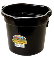 Duraflex FB Bucket 8qt Black