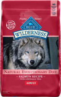 Blue Wilderness Grain Free Salmon Recipe Adult Dry Dog Food