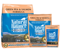 Natural Balance L.I.D. Limited Ingredient Diets® Green Pea & Salmon Dry Cat Food