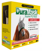 Durvet DuraMask Equine Fly Mask with Ears