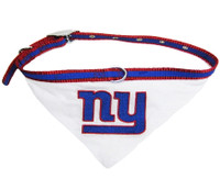 NFL New York Giants Collar Bandana