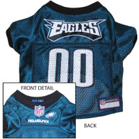 NFL Philadelphia Eagles Mesh Dog Jersey