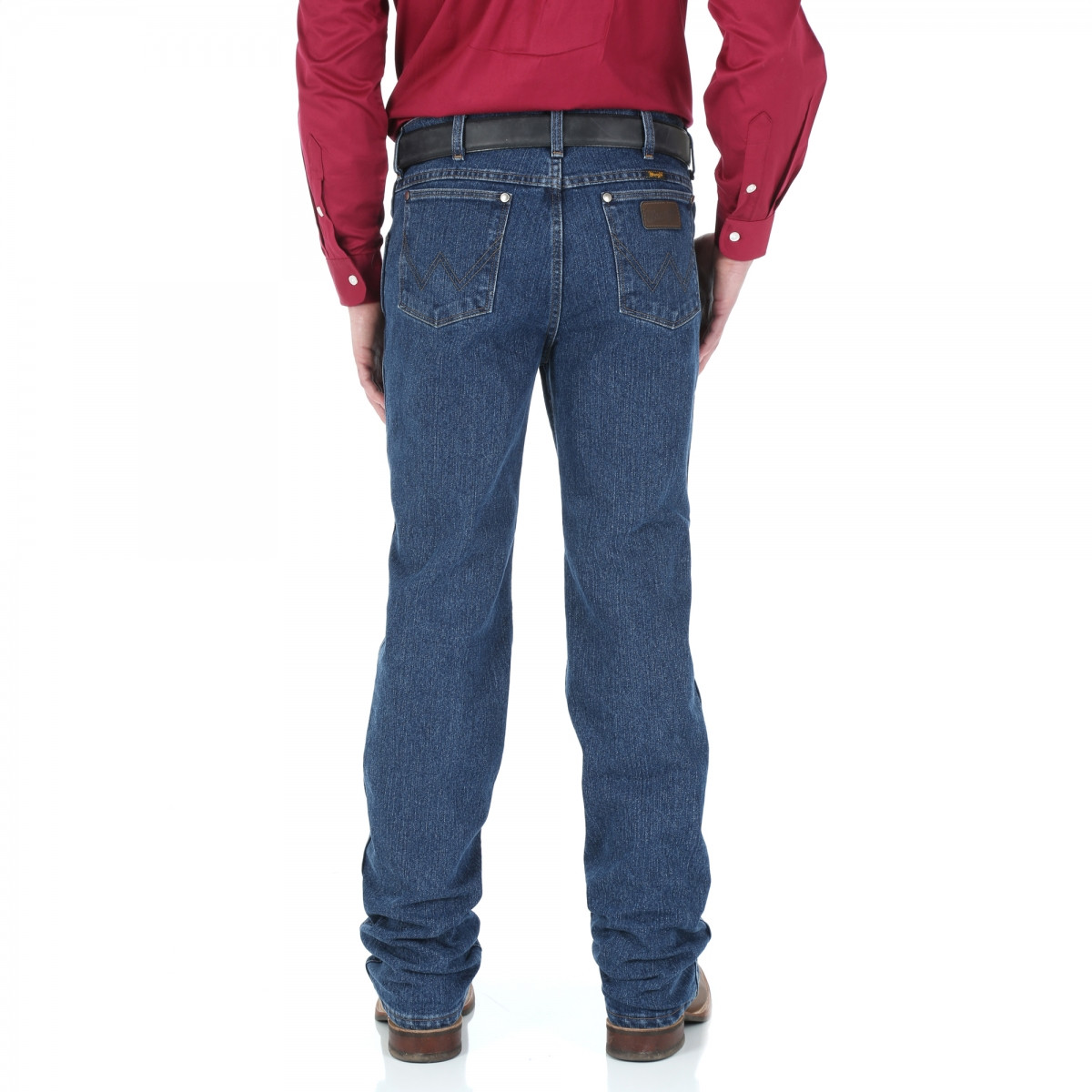 c624a410 ... Wrangler Premium Performance Advanced Comfort Cowboy Cut Slim Fit Mid  Stone. Image 1 · Image 1 · Image 2 ...
