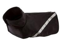 RC Pet Whistler Zip Line V2 Dog Coat - Black