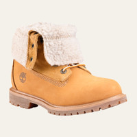 Timberland Women's Authentics Waterproof Fold-Down Boots