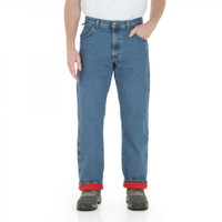 Wrangler Men's Rugged Wear Thermal Jean