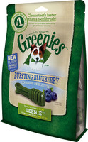 Greenies Bursting Blueberry Dental Chews