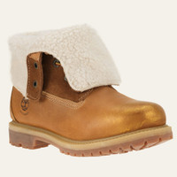 Timberland Women's Classic Fleece - Gold