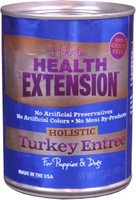 Health Extension Turkey Entree with Sweet Potatoes Grain-Free Canned Dog Food 13.2oz