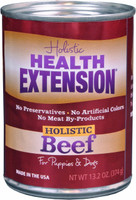 Health Extension Beef Entree Canned Dog Food 13.2oz