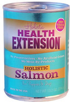 Health Extension Salmon Entree Canned Dog Food 13.2oz