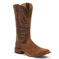 Tony Lama Men's Bingham Congnac Western Boots - Brown