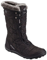 Columbia Women's Minx Mid II Omni-Heat Boots - Black, Charcoal