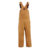 Wolverine Men Caldwell Insulated Overalls - Whiskey