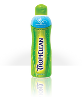 TropiClean Awapuhi White  Coat Shampoo