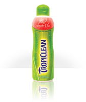 TropiClean Luxury 2 In 1 Papaya & Oatmeal Shampoo