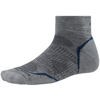 Smartwool Men's PhD® Outdoor Light Mini Socks - Light Gray