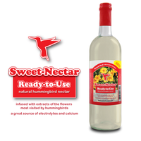 Sweet-Nectar™ Ready-to-Use Hummingbird Nectar 2250ml