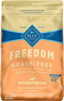 Blue Buffalo Freedom Large Breed Puppy Chicken Recipe Grain-Free Dry Dog Food