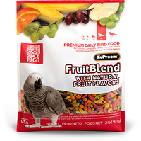 Fruitblend With Natural Fruit Flavors Md/lg Parrot 3.5lb