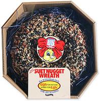 Suet Nugget Wreath