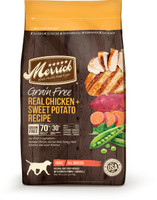Merrick Lil' Plates Grain-Free Real Chicken & Sweet Potato Recipe All Breed Dry Dog Food