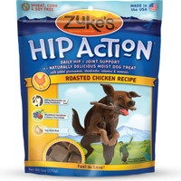 Zuke's Hip Action Roasted Chicken Recipe Dog Treats