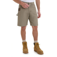 Wrangler Riggs Workerwear Ripstop Carpenter Short - Khaki