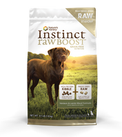 Nature's Variety Instinct Boost Venison & Lamb Meal Formula Dry Dog Food