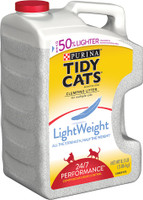 Tidy Cats 24/7 Performance LightWeight Cat Litter 8.5lb Jug