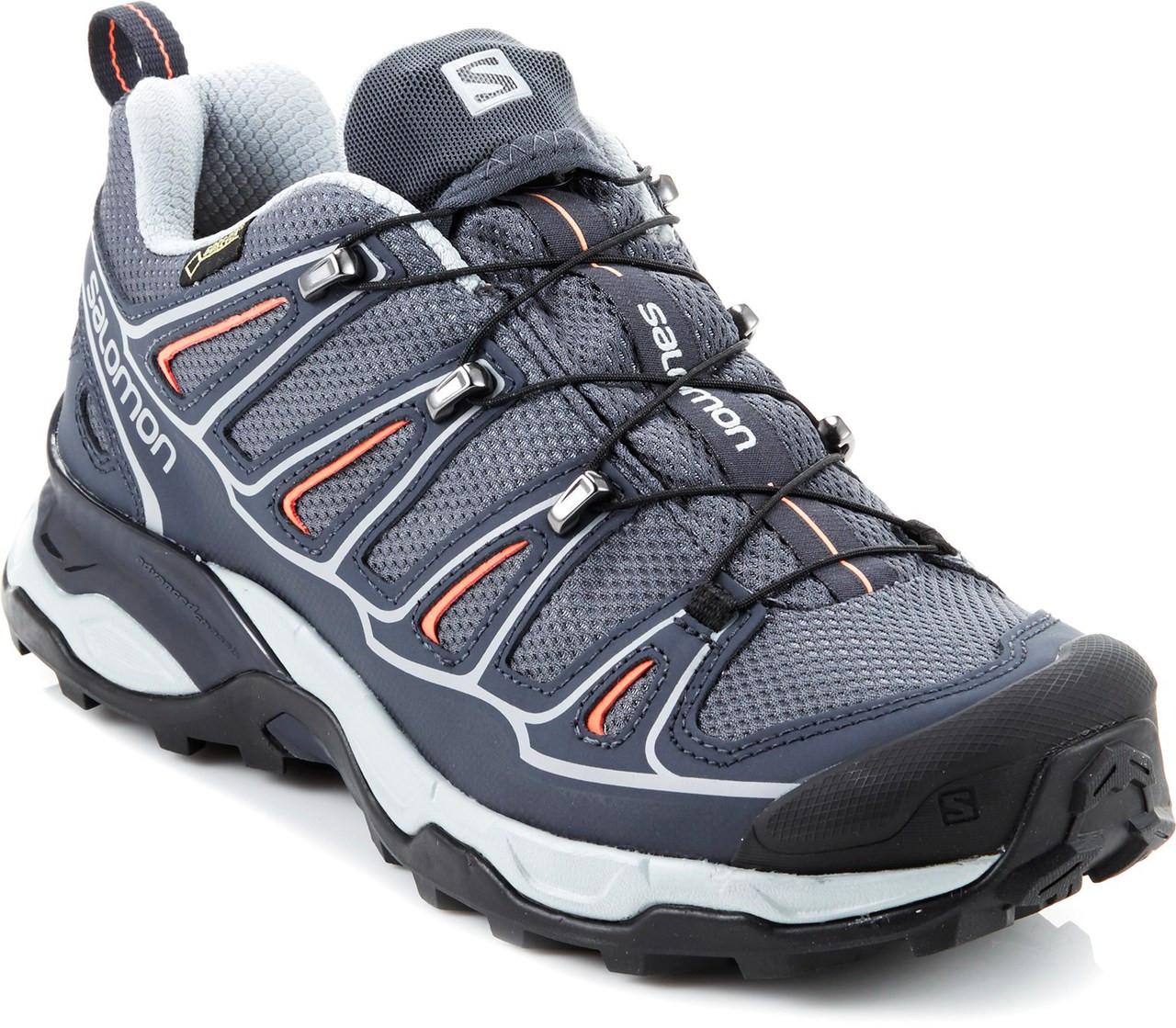c0d5a2ac Salomon Women's X Ultra Low II GTX Hiking Shoes - Grey