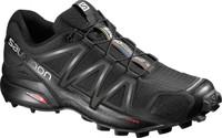 Salomon Men's Speedcross 4 Black