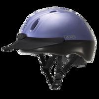 Troxel Spirit Periwinkle Helmet - Purple