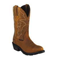 Ariat Men's Ironside H2O Work Boot - Brown