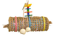 Happy Beaks Vine Mat Roll Bird Toy