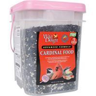 Wild Delight Cardinal Food Pail 13.5 lbs