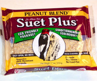 Suet Plus Peanut Blend 11oz