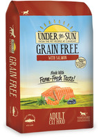 Canidae Under The Sun Grain Free Adult Cat Food With Salmon