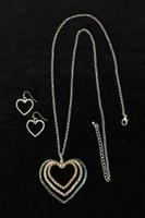 M & F Jewelry set