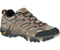 Merrel Men's Moab 2 Waterproof - Bark Brown
