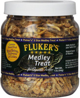 Fluker's Aquatic Turtle Medley Treat 1.5-oz