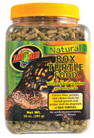 Zoo Meds Natural Box Turtle Food 10oz